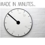minutes redux